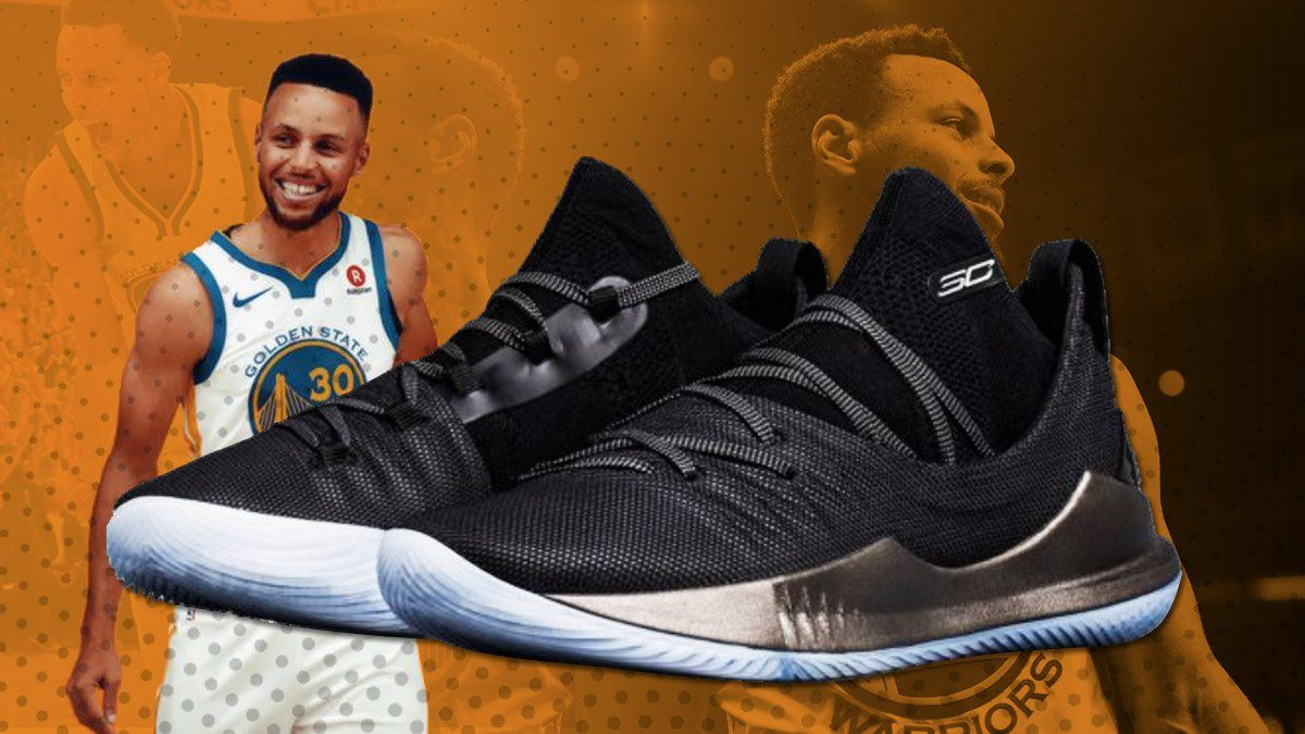 9437cdc56754 Under Armour continues its redemption campaign with the Curry 5