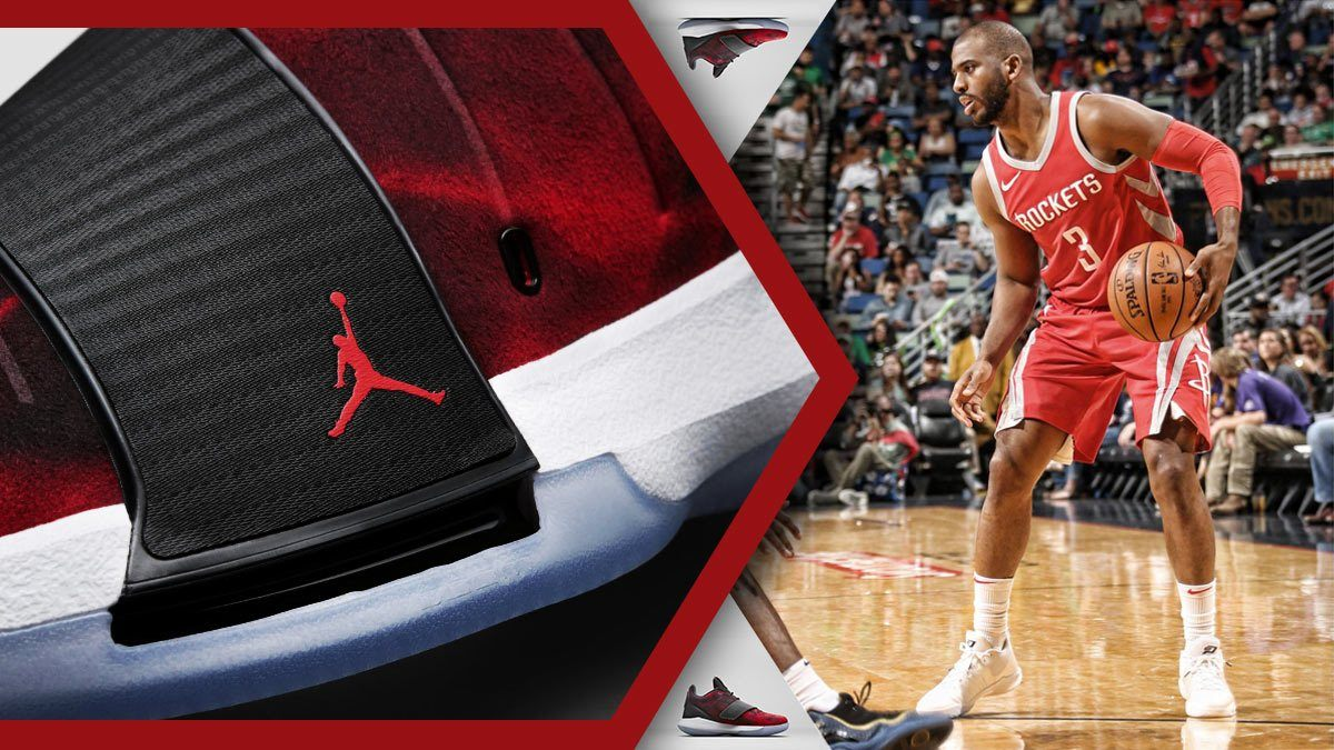 f555227105c5 Chris Paul Is Quietly Leaving A Sneaker Legacy With The CP3.XI