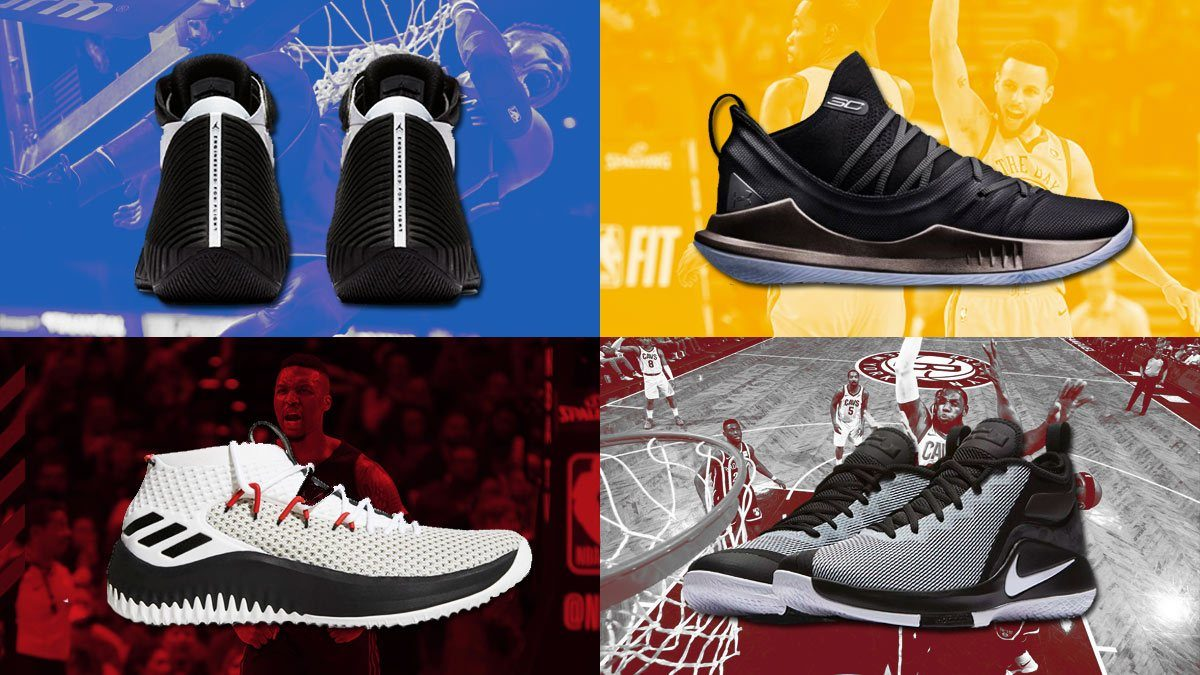 998629600f8b And The NBA Signature Sneaker King This Season Is...