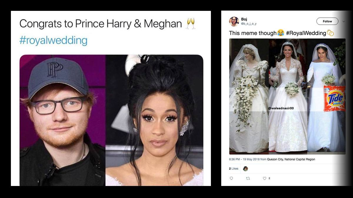 Royal Wedding Memes.The Funniest Royalwedding Memes And Tweets Right Now