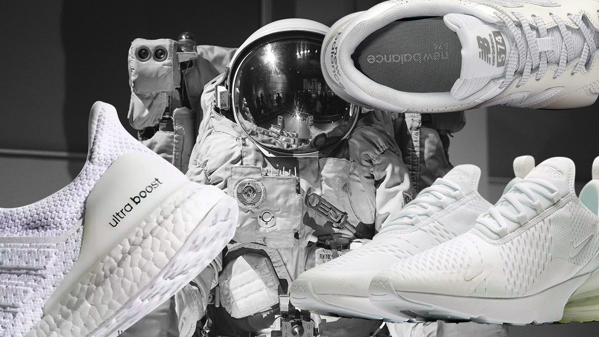 3b44b0b3496 They say every sneakerhead must own at least one pair of all-whites or  triple whites. Actually no