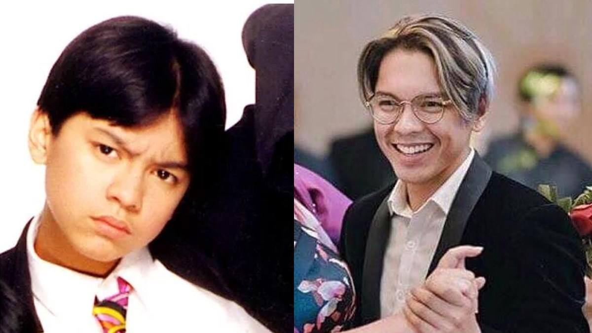 These Local Celebs Are Bringing Back The Cachupoy Hairstyle