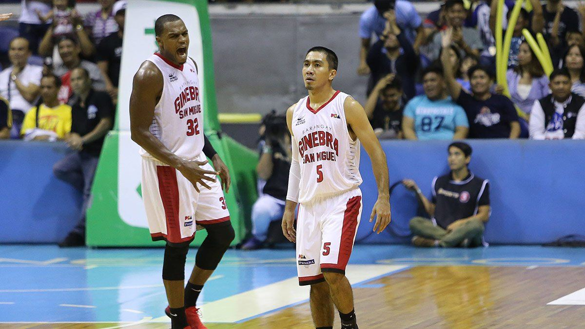 372fb268f40 The large margins we're seeing in the 2018 PBA Commissioner's Cup Finals  between sister teams, the San Miguel Beermen and the Barangay Ginebra San  Miguel, ...