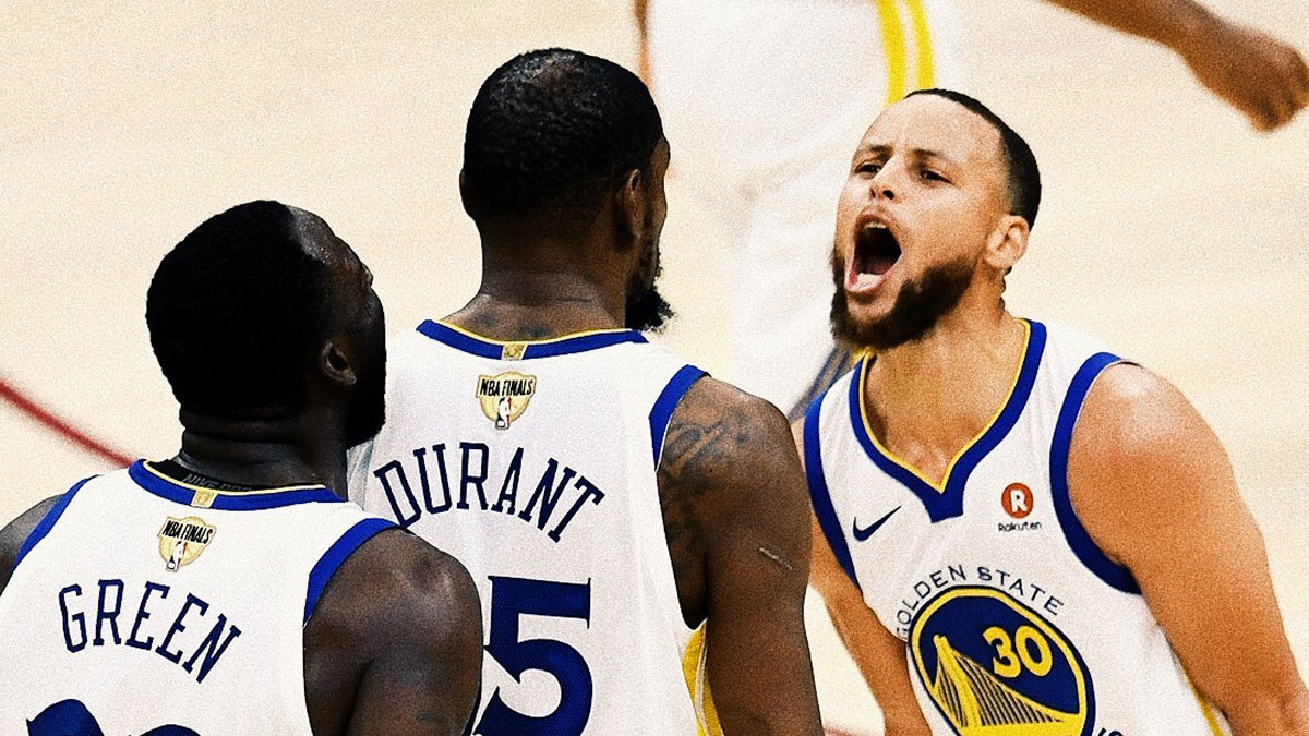 a9d62f73a6ce What Hoops Pundits Are Saying About The Durant-Draymond Beef