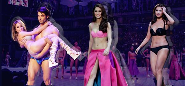 Full Naked Fashion Show
