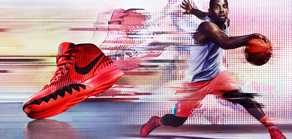 a121a4783d86 LOOK  Kyrie Irving Finally Gets His Own Signature Nike Kicks