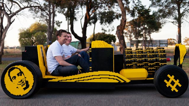 Car That Runs On Air >> A Lego Car That Runs On Air And 5 Other Ultra Awesome Lego Creations