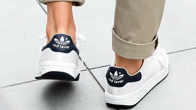 3f375d4e6fb0 The adidas Rod Laver Is Making A Come Back
