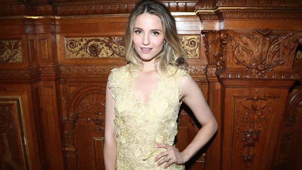 Dianna Agron Wedding.You Have To See The Dresses Dianna Agron Wore To Her Wedding