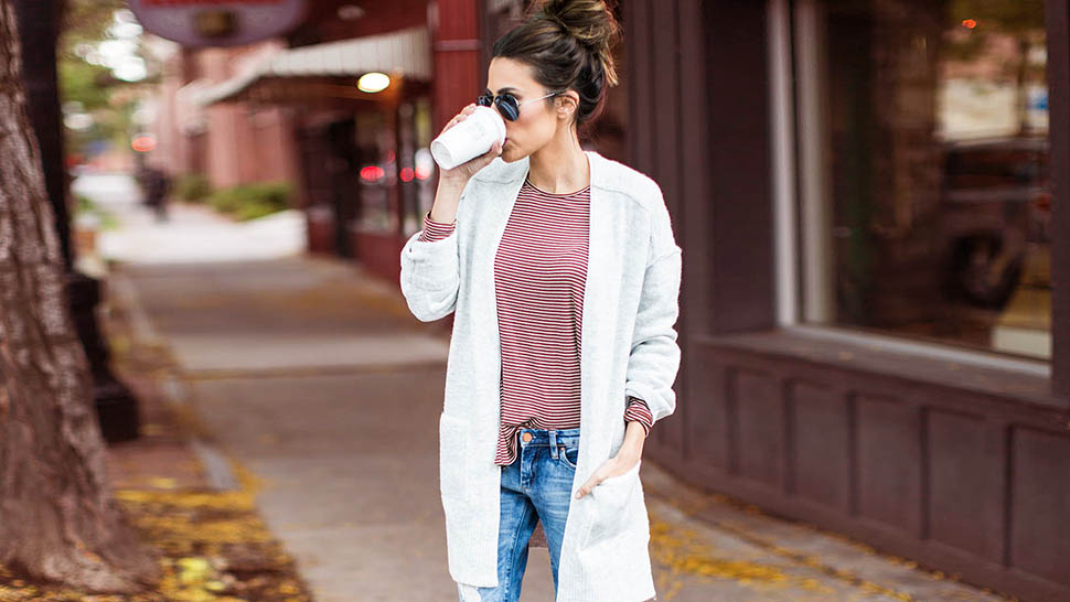 6cb111ad34f 3 Cool Ways To Style Your Oversized Cardigan