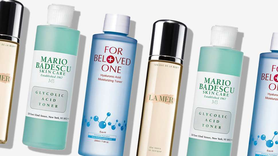 Best Toner For Your Skin Type