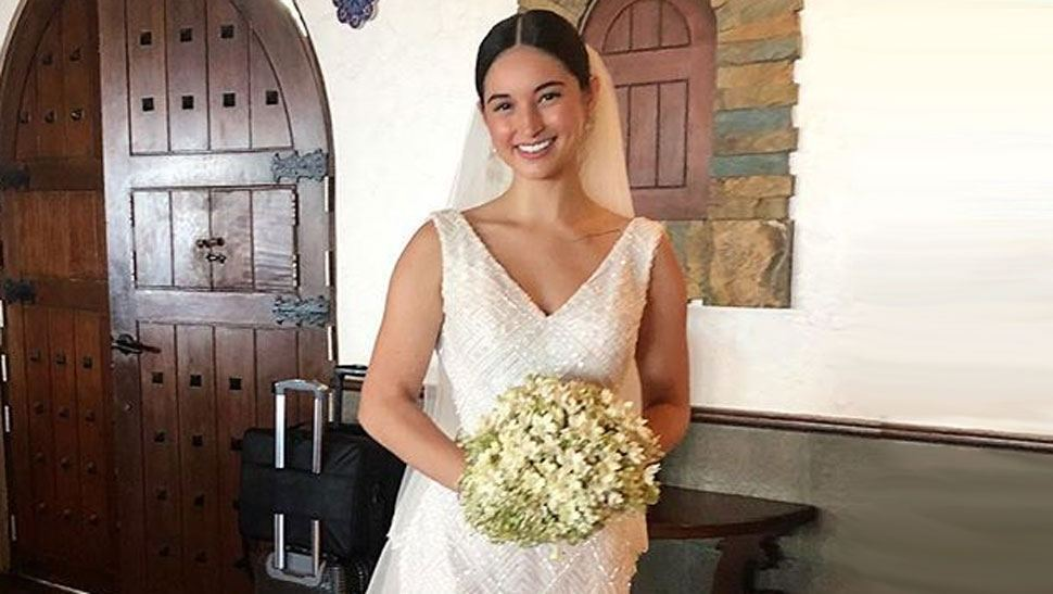 Everything You Need To Know About Coleen Garcias Wedding Dress