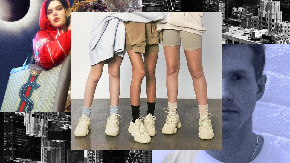 new concept 6a64c e887c Kanye West Launches New Yeezy Collection On Twitter