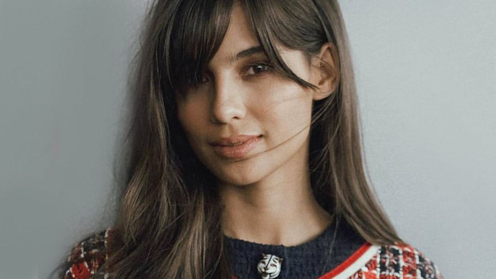 Were Copying This Chic Low Maintenance Haircut From Jasmine Curtis