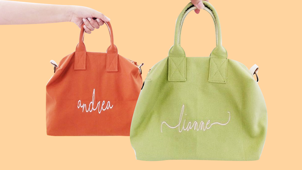 494ae60a357c These Personalized Bags Will Be Your Chic New Travel Companion