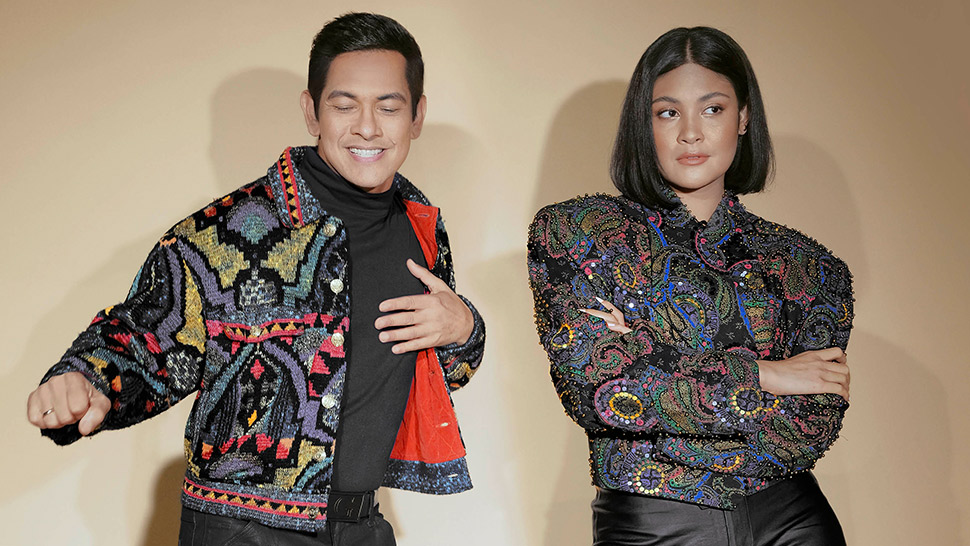Gary And Kiana Valenciano For The 2018 Preview Best Dressed List