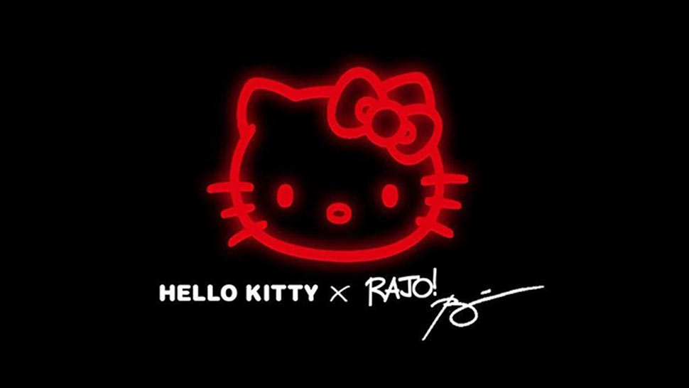 6b55bdf00400 Rajo Laurel Is Releasing A Hello Kitty Collection