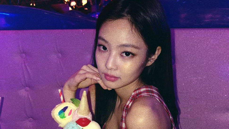 Jennie Kim Of Blackpink's Highlighter
