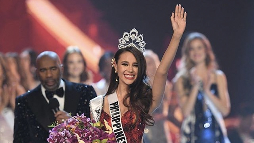 Miss Universe Crowns Throughout The Years