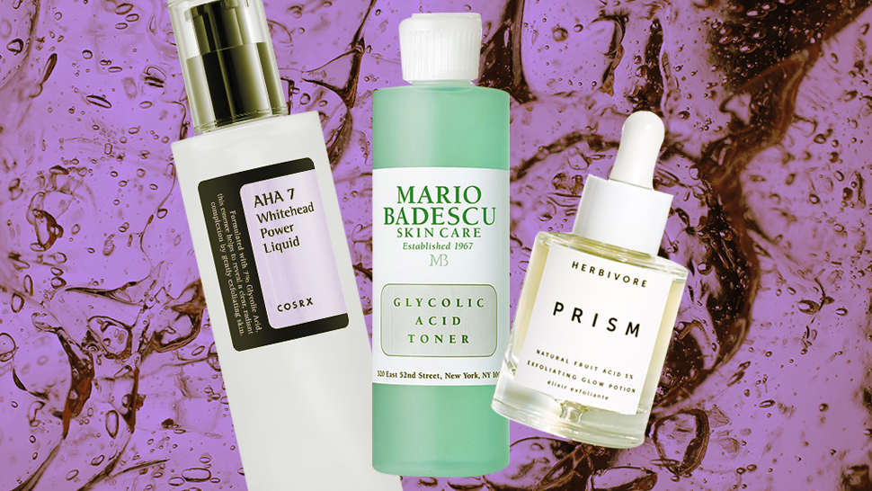 Glycolic Acid Products For Glowing Skin