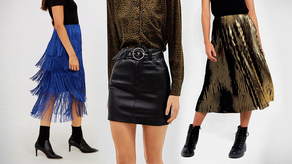 f740fb4f29f7 10 Kinds of Skirts You Need in Your Closet