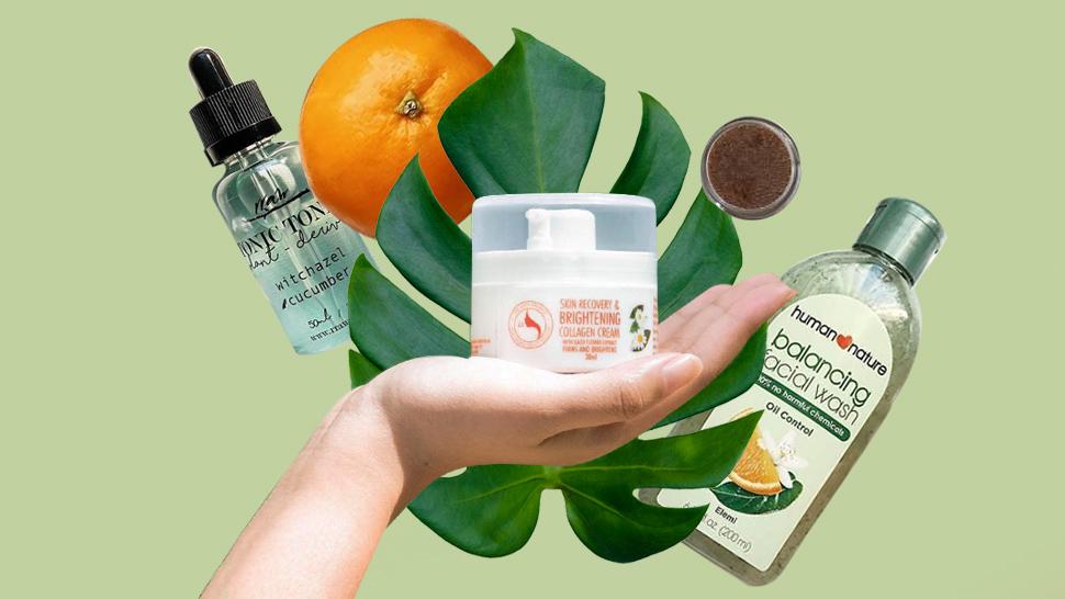 Natural Skincare Brands Philippines