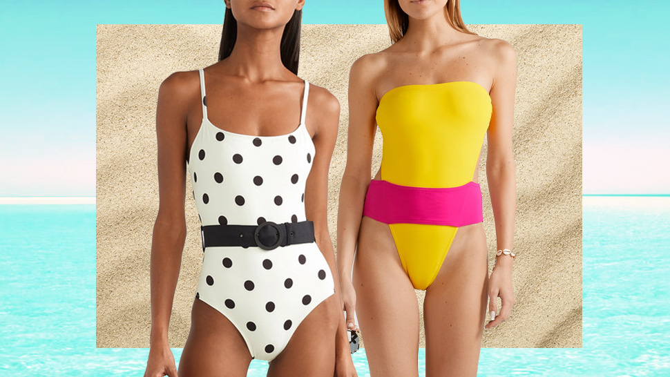 4c1ae8b0778 50 One-Piece Swimsuits You Can Shop for This Summer