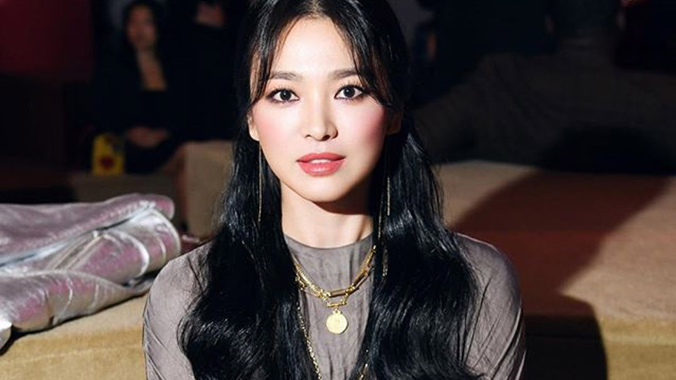 9c30adab5d Song Hye Kyo Turned Heads at the Prada Fashion Show in New York