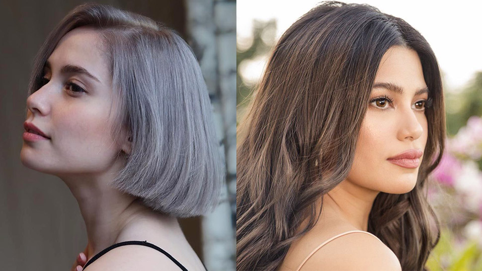 Ash And Gray Hair Colors For Fair And Tan Skin