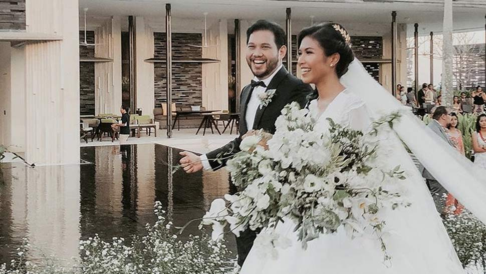 Quark Henares And Bianca Yuzon S Bali Wedding