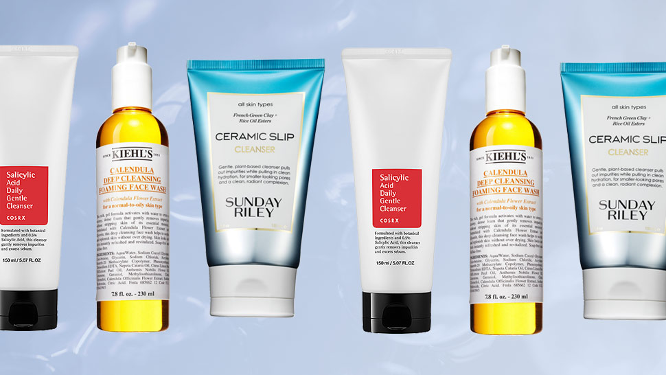 Best Skin Cleansers For Normal, Oily, Dry, And Combination Skin