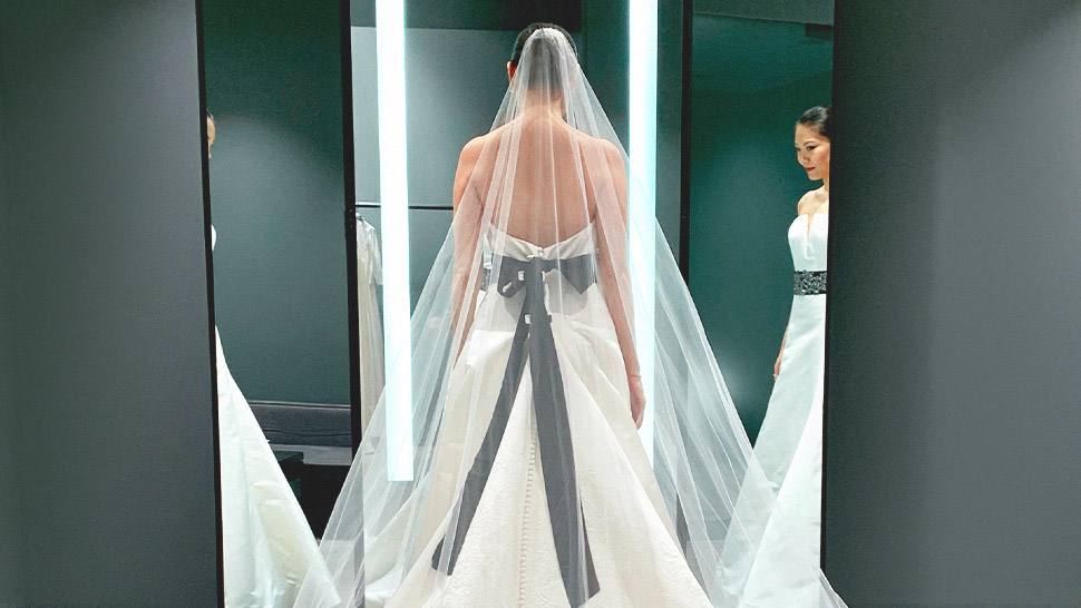 0ad6f80d42 Shopping For Wedding Gowns At Vera Wang Manila
