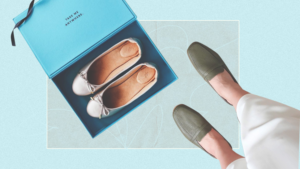 Where To Buy Stylish Flats For Work