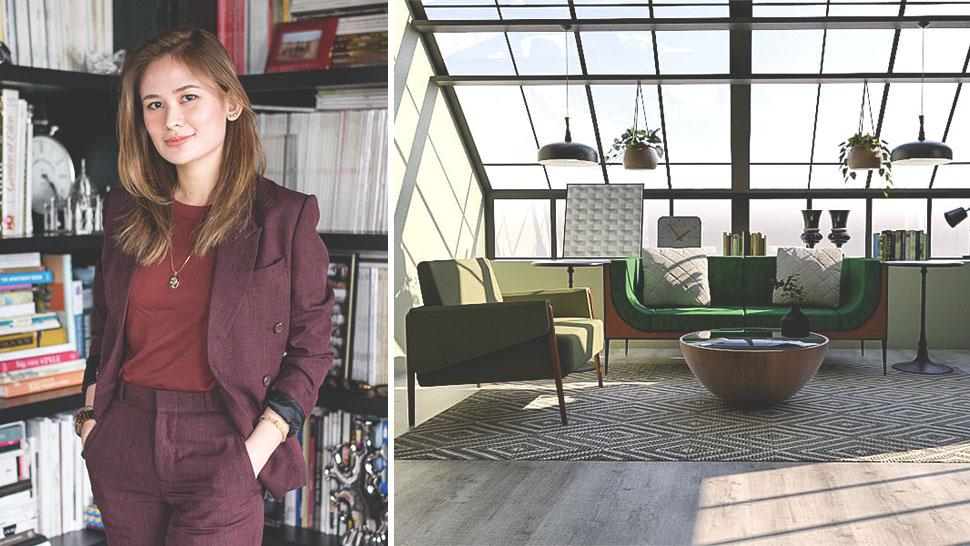 Interior Designer Danielle Asegurado On How To Make Small Spaces Look Bigger