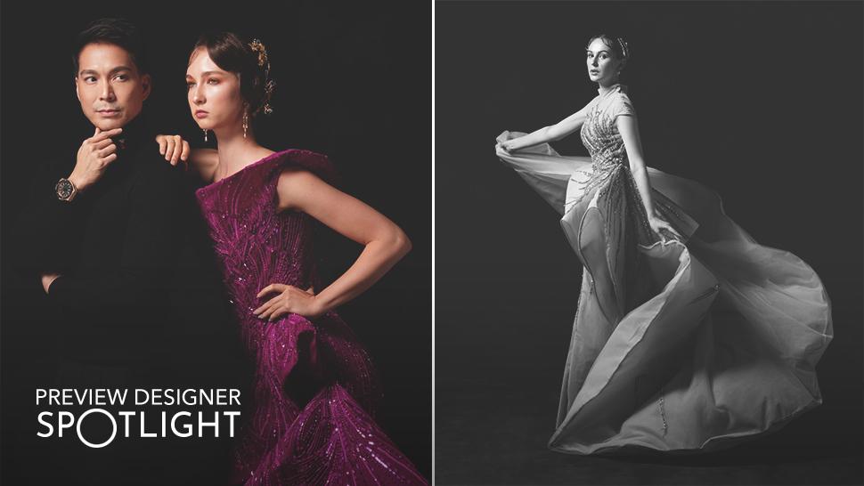 Designer Spotlight Francis Libiran 20th Anniversary