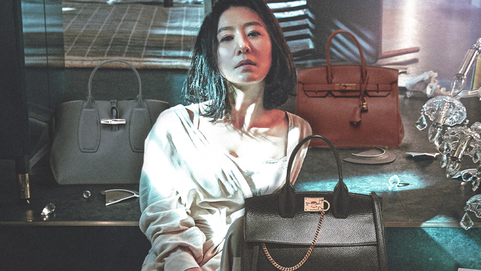 Kim Hee Ae S Designer Bags In K Drama A World Of Married Couple