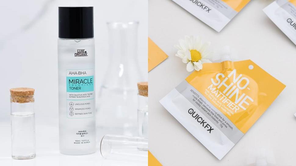 Drugstore Pore Minimizing Products