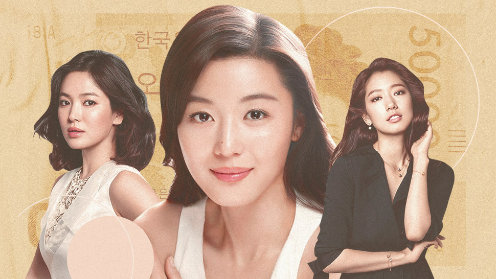 The Top 10 Highest Paid Korean Actresses In 2020