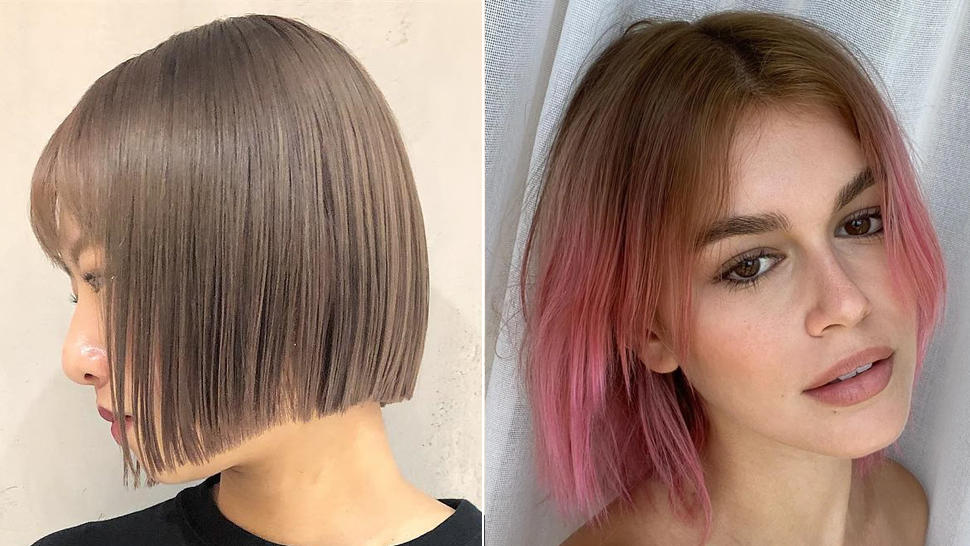 10 Flattering Hair Color Ideas If You Have Short Hair