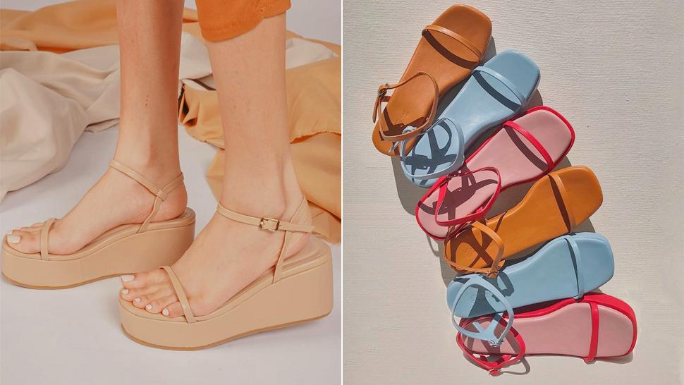 Minimalist Platform Sandals