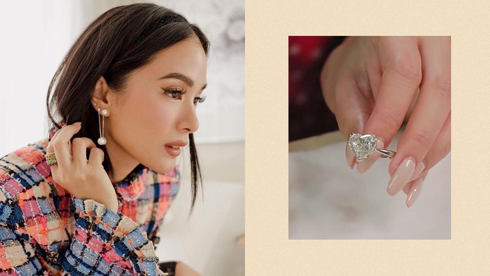 How Heart Evangelista Cleans Her Jewelry