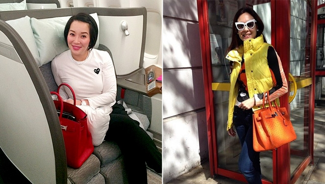 5 Celebrities Who Love Their Hermes In Different Styles And Colors