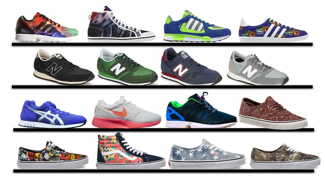 Shoe Special: Where To Shop Sneakers In