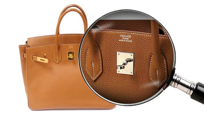 Designer Bag Index  How To Spot A Fake HermÈs Birkin f97862efbabe5
