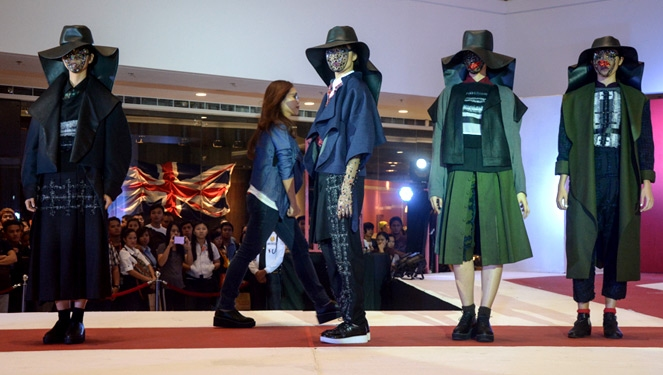 A New Breed Of Talents Emerge From The Fashion Institute Of The Philippines