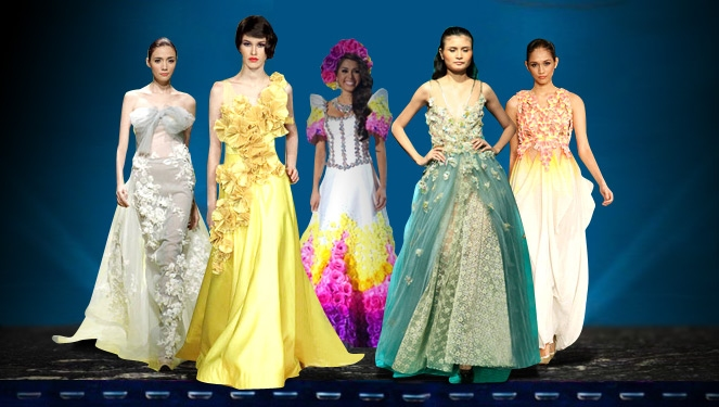 Filipino Designer Who Can Make A Better Panagbenga Inspired Dress