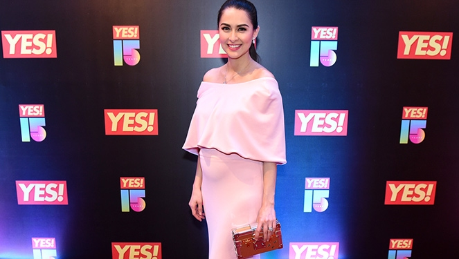 Marian Rivera Conceals Baby Bump In Style