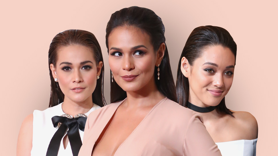 3 Celebs Who Rocked The Slicked Back Hairstyle At The 9th Star Magic