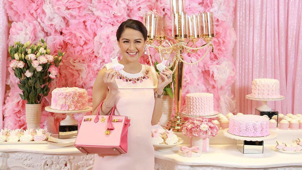 How to Throw A Baby Shower Like Marian Rivera and Dingdong ...