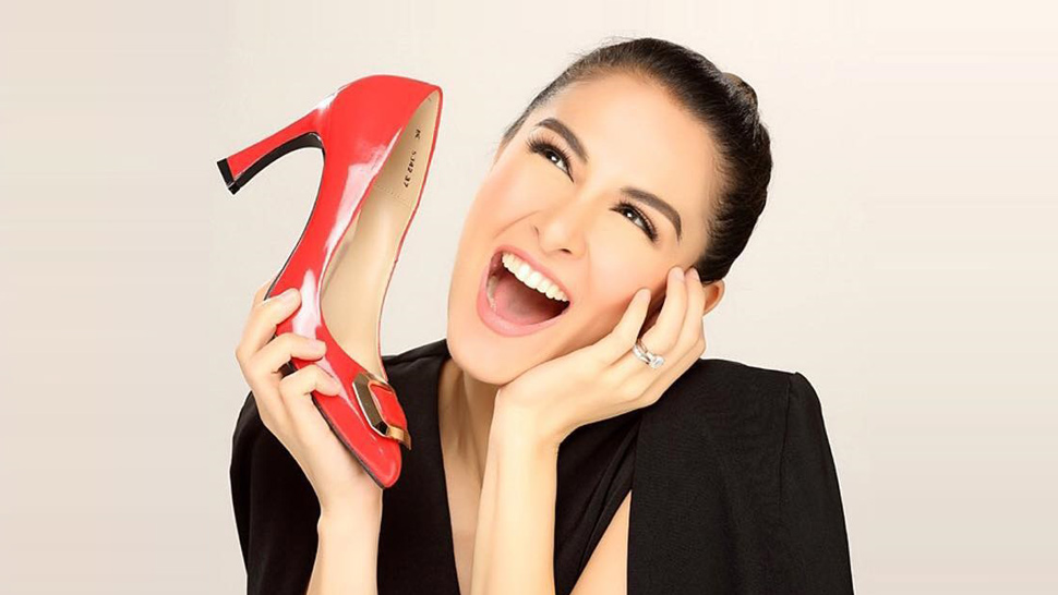 Check Out Marian Rivera S Extensive Shoe Collection